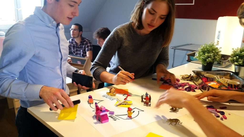 Young Innovators - Labor Arbeit 4.0
