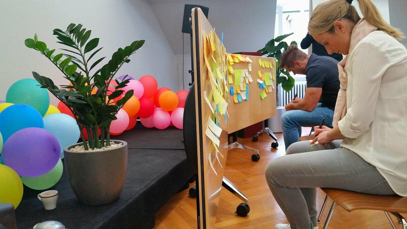 Innovation & Design Thinking Kurs