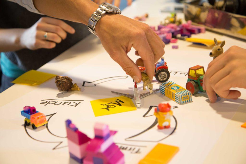 Design Sprint - in Rekordzeit Ideen entwickeln und testen